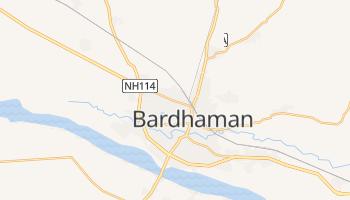 Online-Karte von Bardhaman