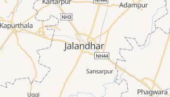 Online-Karte von Jalandhar