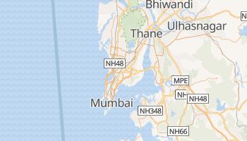 Online-Karte von Mumbai