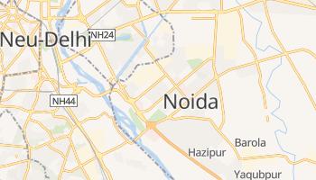 Online-Karte von Noida