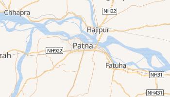 Online-Karte von Patna