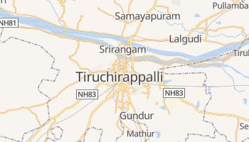 Online-Karte von Tiruchirappalli