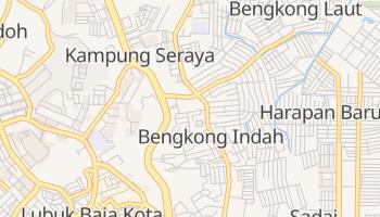 Online-Karte von Batam