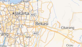 Online-Karte von Bekasi