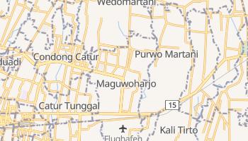 Online-Karte von Depok