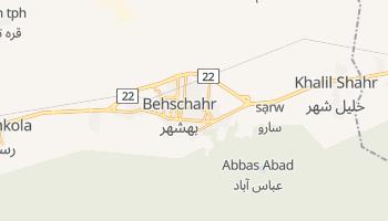 Online-Karte von Behschahr