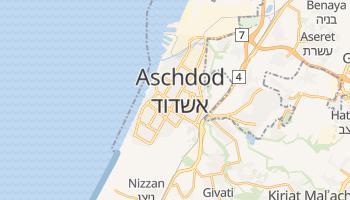 Online-Karte von Aschdod