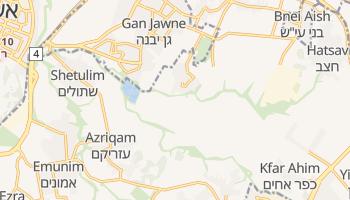 Online-Karte von Hatzor