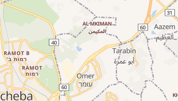 Online-Karte von Hebron