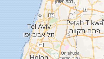 Online-Karte von Ramat Gan