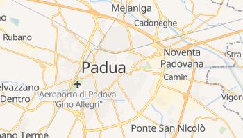 Online-Karte von Padua