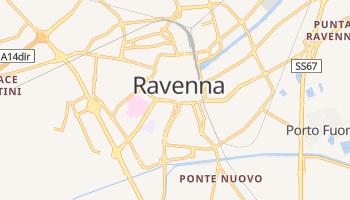 Online-Karte von Ravenna
