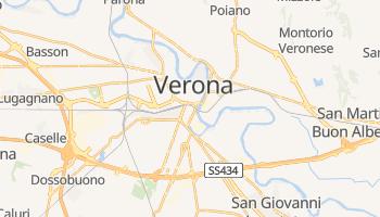 Online-Karte von Verona