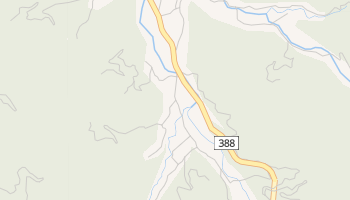 Online-Karte von Nagano