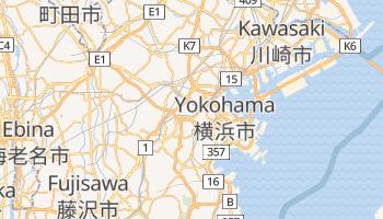 Online-Karte von Yokohama