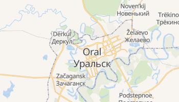 Online-Karte von Oral