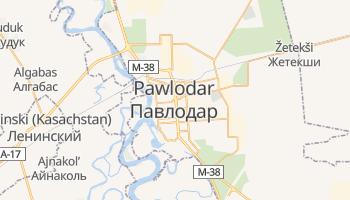 Online-Karte von Pawlodar