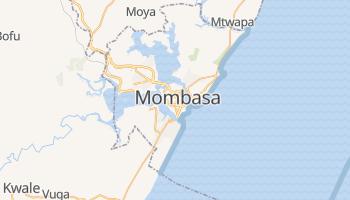 Online-Karte von Mombasa