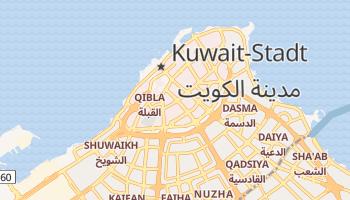Online-Karte von Kuwait-Stadt