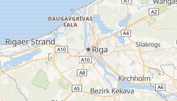 Online-Karte von Riga
