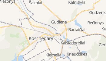 Online-Karte von Kaišiadorys