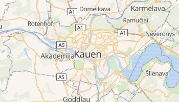 Online-Karte von Kauen