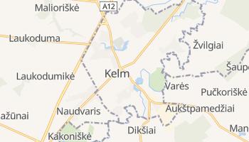 Online-Karte von Kelmė
