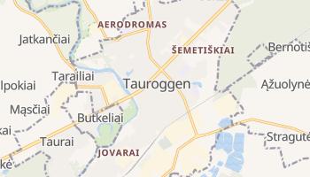 Online-Karte von Tauragė