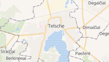 Online-Karte von Telšiai