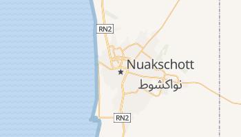 Online-Karte von Nouakchott