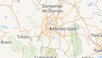 Online-Karte von Mexiko-Stadt
