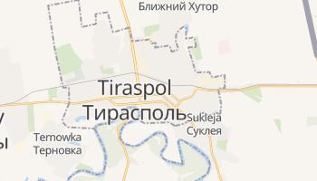 Online-Karte von Tiraspol