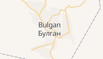 Online-Karte von Bulgan
