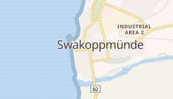 Online-Karte von Swakopmund
