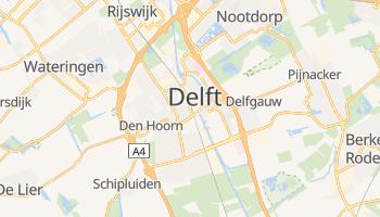 Online-Karte von Delft