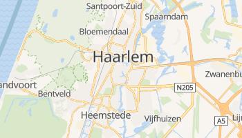 Online-Karte von Haarlem