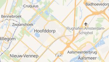 Online-Karte von Hoofddorp