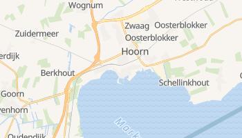 Online-Karte von Hoorn