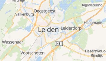 Online-Karte von Leiden
