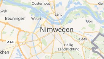 Online-Karte von Nijmegen