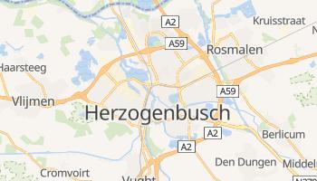 Online-Karte von Herzogenbusch