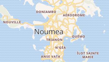 Online-Karte von Noumea