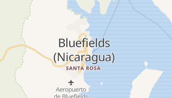 Online-Karte von Bluefields