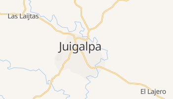Online-Karte von Juigalpa