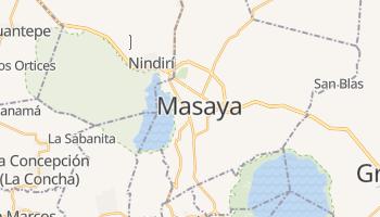 Online-Karte von Masaya