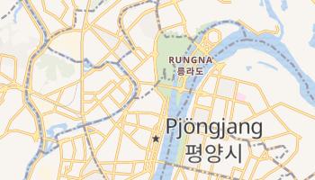 Online-Karte von Pjöngjang