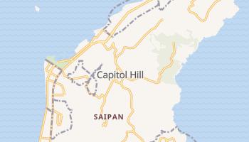 Online-Karte von Saipan