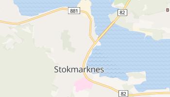 Online-Karte von Stokmarknes