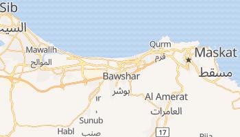 Online-Karte von Maskat