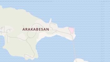 Online-Karte von Koror
